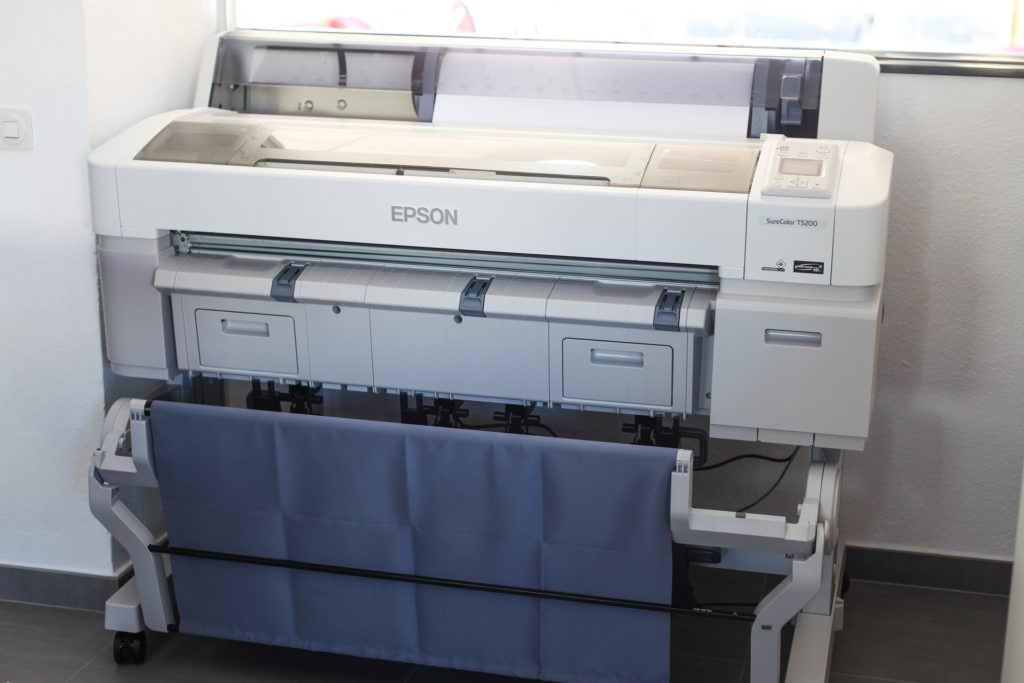 Fab Lab Jerez - Epson SC T5200