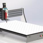 Fab Lab Jerez - Fresadora cnr s100